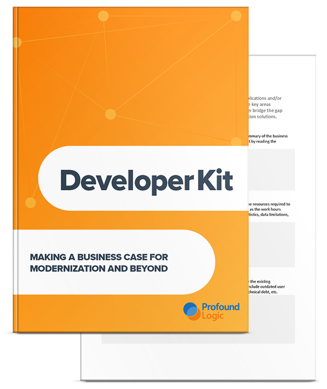 IBM i Modernization Developer Guide