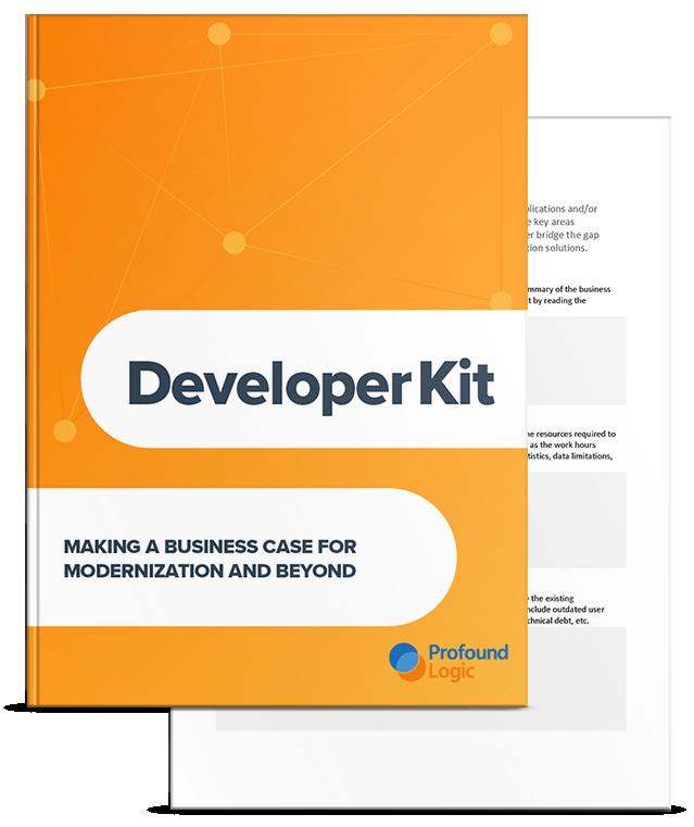IBM i Modernization Developer Guide