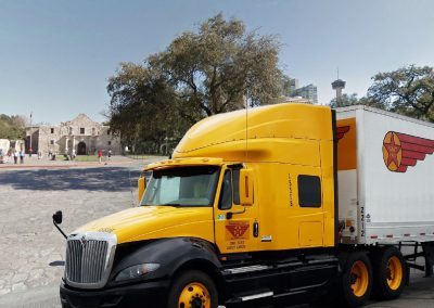 Southwestern Motor Transport utilizes RESTful API